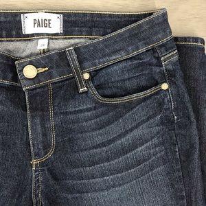 PAIGE Kylie crop ankle jeans 28